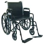 Wheelchair Economy Fixed Arms 16