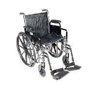 Wheelchair Fixed Arms 18