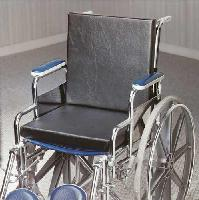 Solid Back Insert Wheelchair Cushion, 20
