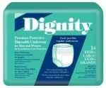 Dignity Underwear Large Cs/72 (4 Bags x 18) 45