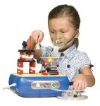 Pediatric Building Block Compressor Nebulizer