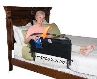 Safety Bed Rail and Pouch 30