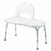 Moen Transfer Bench, Adjustable, Tool Free