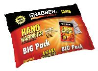 Arthritis Hand Warmers Pack/10 J-Hook Poly Bag 3